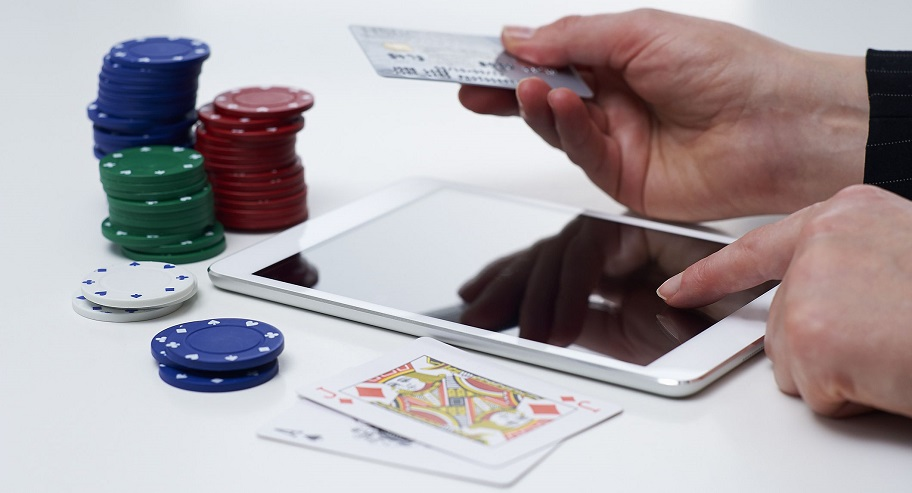 credit card for online gambling